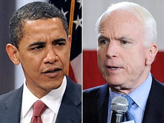 Obama Rebuffs 'Nonsense' McCain Allegation
