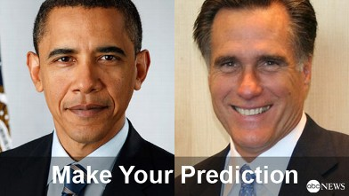 PHOTO: Barack Obama and Mitt Romney are seen in these undated file photos.