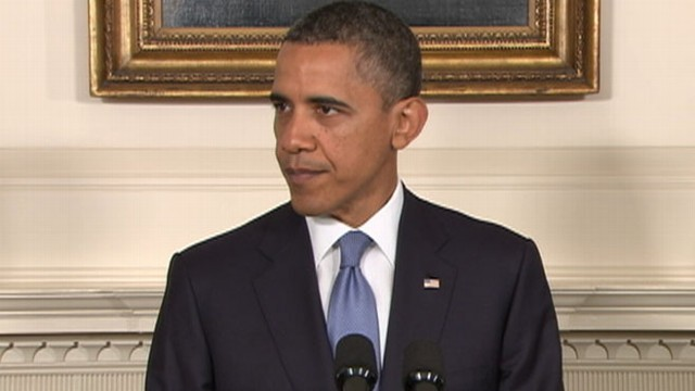 VIDEO: Obama Addresses Debt Ceiling