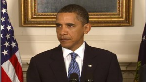 Video of President Obama talking about TARP and tax payer money.