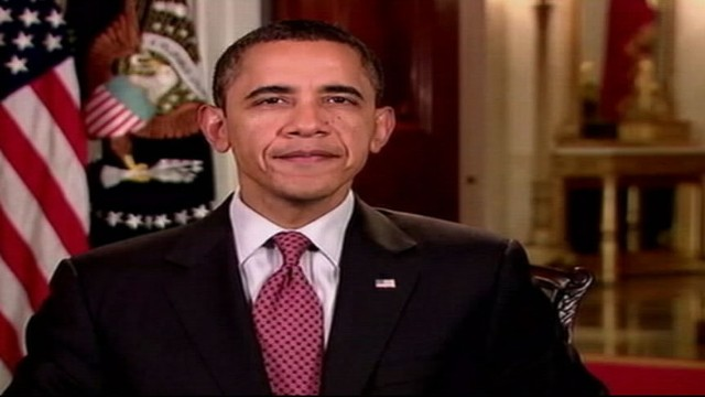 VIDEO: The president addresses the issue of rising gas prices throughout the country.