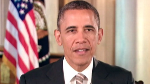 VIDEO: Obamas Weekly Address: Easter and Passover in America