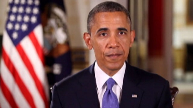 VIDEO: Obama to Congress: Pass Immigration Reform