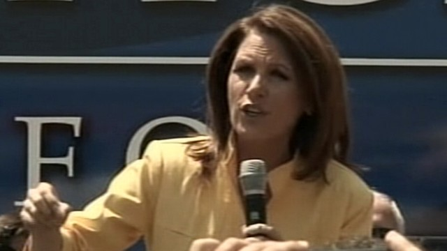VIDEO: Michele Bachmann Wishes Elvis Happy Birthday