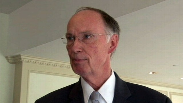"VIDEO: GOP Gov. Robert Bentley says Romney should adopt ""full transparency."""
