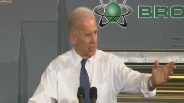 VIDEO: Biden's Dr. Pepper Gaffe