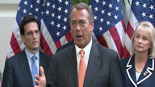 VIDEO: Boehner: Damn Time We Had US Energy Policy