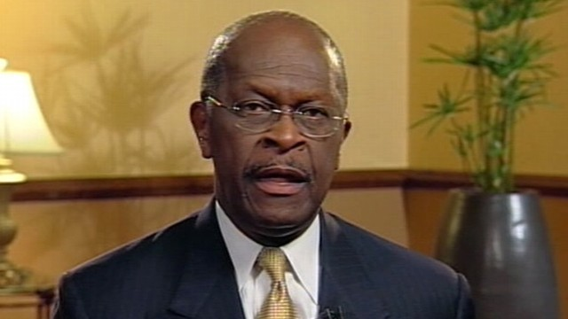 VIDEO: Herman Cain Says States Should Control College Aid
