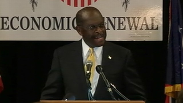 VIDEO: Cain Deflects Character Assassinations