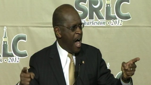 VIDEO: Herman Cain Makes Odd Presidential Endorsement
