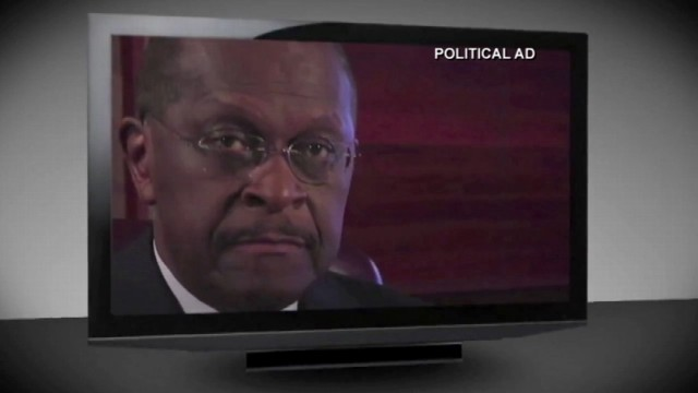 New Herman Cain Ad