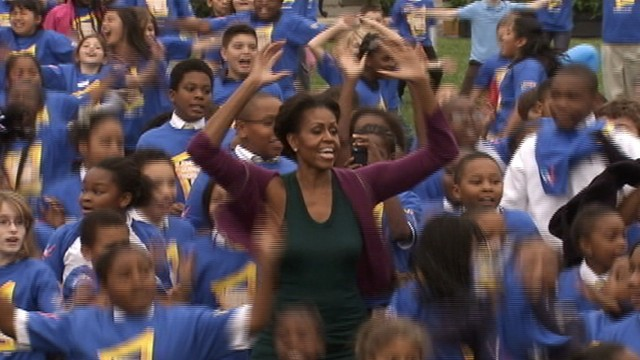 VIDEO: Will Michele Obama Jump Into the Guinness Book of World Records?