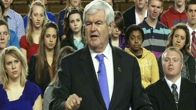 VIDEO: Newt Gingrich Dubs President Obama 'Dangerous'