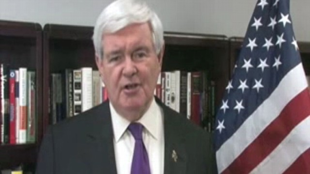 VIDEO: Newt Gingrich's Greatest Hits