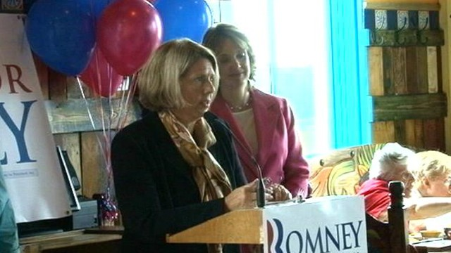 VIDEO: Romneys VP Vetter Keeps the Secret at Home