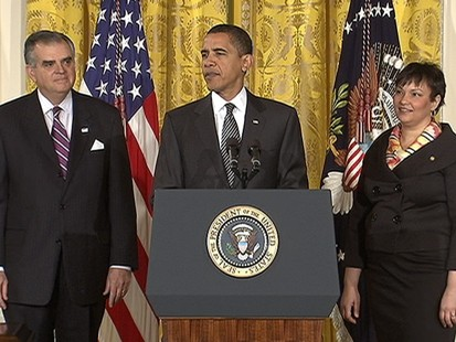 "VIDEO: The president ""will not be held hostage by energy dependence."""