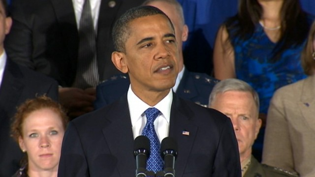 VIDEO: Obama: America Values Veterans Skills