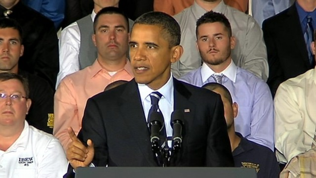 VIDEO: Obama:Senate Has A Chance to Do Something