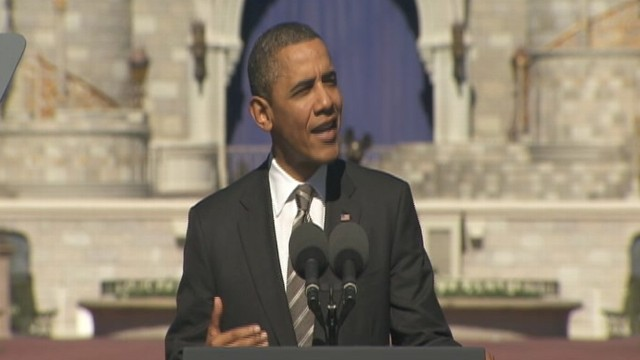 VIDEO: Obama Announces Plan to Boost Tourism
