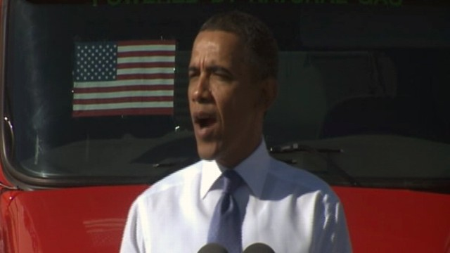 VIDEO: Obama on Energy: U.S. is Saudia Arabia of Gas