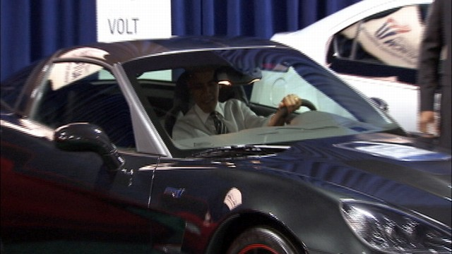 VIDEO: Obamas New Ride?