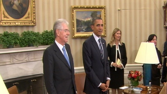 VIDEO: Obama Avoids Questions on Contraception Rule