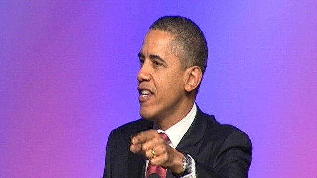 VIDEO: Fiery Obama Attacks GOP Rivals