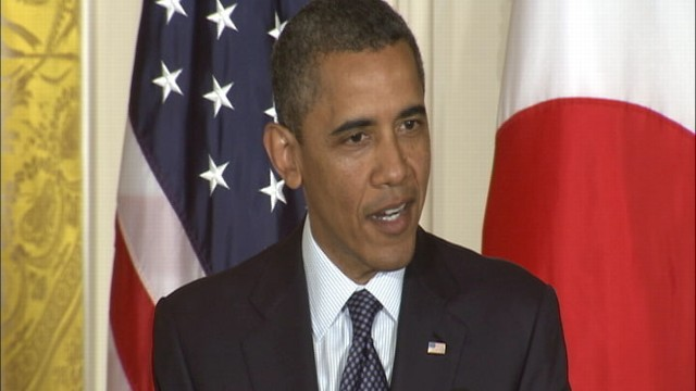 VIDEO: Obama Takes Swipe at Romney Over bin Laden Comment