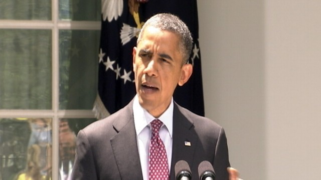 VIDEO: Obama Eases Deportation Rules, Heckled by Reporter