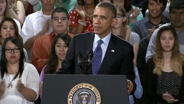VIDEO: Obama on Education, Jobs: Terrific Things Are Going on in Austin