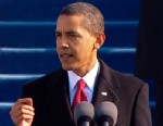 VIDEO: Barack Obama delivers his inaugural address.
