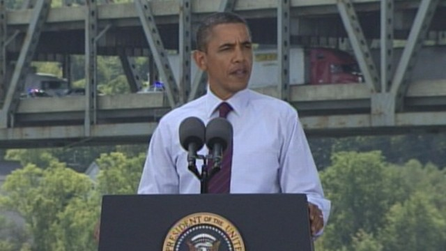 VIDEO: Obama Supporters In Ohio Chant Pass This Bill
