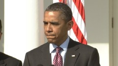 VIDEO: President discusses case in which unarmed black teen was gunned down in Florida.