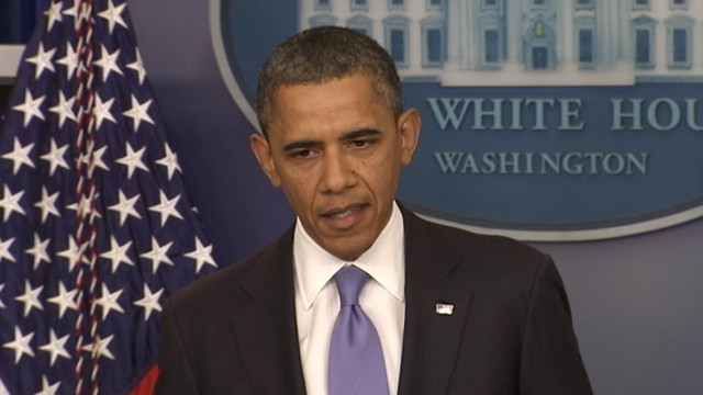 VIDEO: Obama: Ask Osama bin Laden