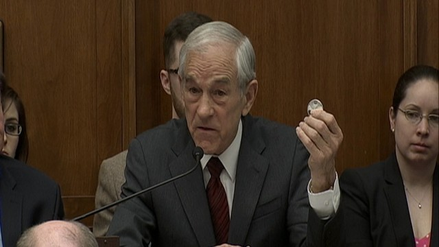 VIDEO: Ron Paul Slams Bernanke at Hearing