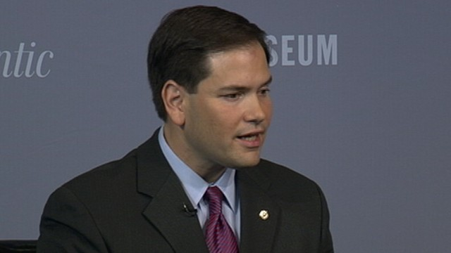 VIDEO: Sen. Rubio: I Am Not Going to be the VP Nominee