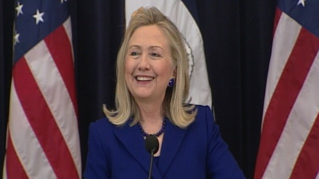 VIDEO: Clinton Ready to Leave High Wire of US Politics