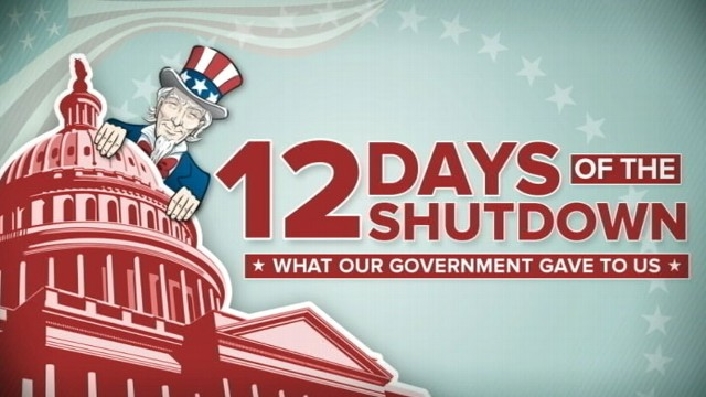 VIDEO: What the Federal Government gave to us in 2 minutes.