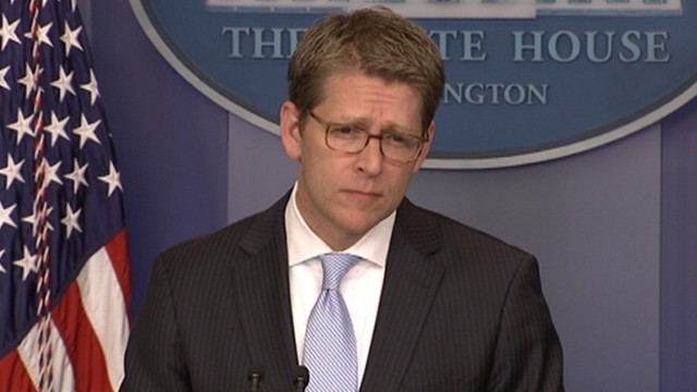 VIDEO: Press Secretary defends White House response despite early misstatements.