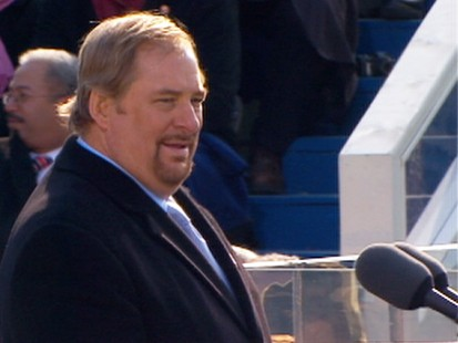 VIDEO: Rev. Rick Warren delivers the inaugural invocation.