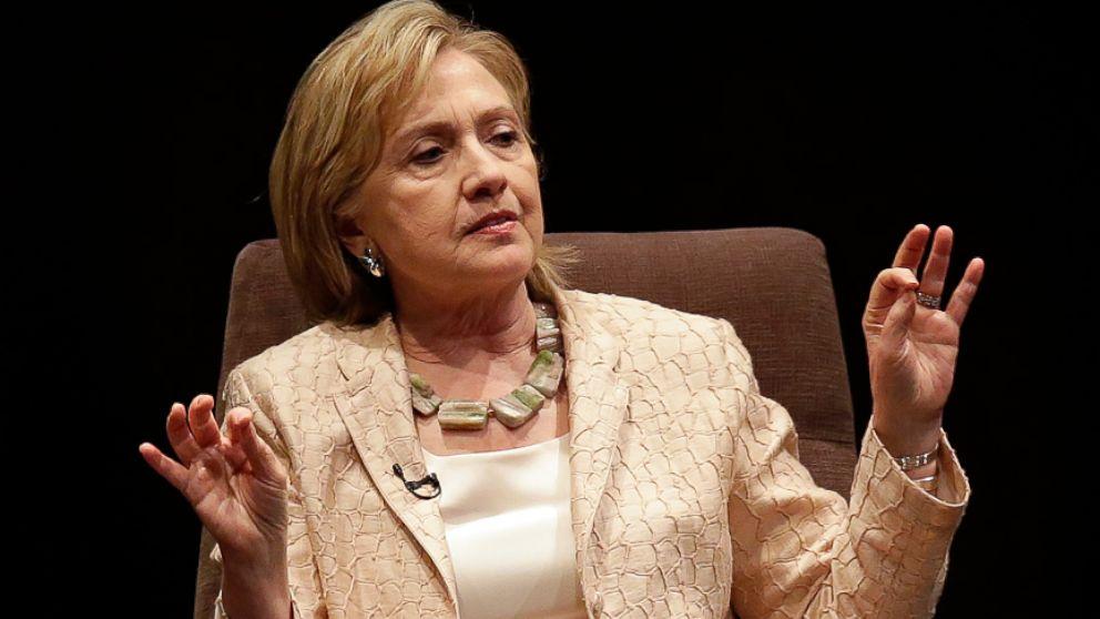Clinton addresses the Supreme Courts decision on contraceptives.
