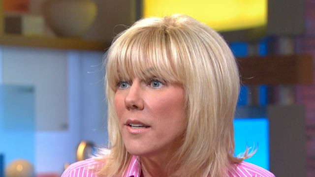 PHOTO: Rielle Hunter appears on Good Morning America, June 26, 2012.
