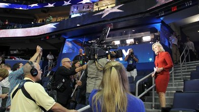 Behind the Scenes at the RNC