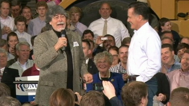 VIDEO: The Alabama Band front man Randy Owen sings Lynard Skynyrd song.