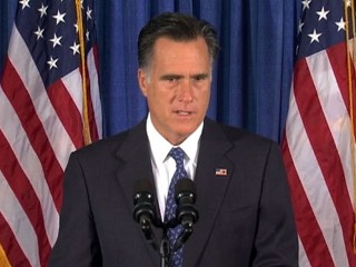 Watch: Mitt Romney on Egypt: White House Gave 'Mixed Signals'