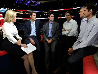Romney's Sons: 'None of Us Expected We'd Be Here'
