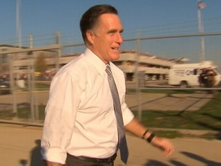 Watch: Mitt Romney: 'That's When You Know You're Gonna Win'