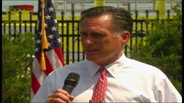 VIDEO: Mitt Romney: ?Every Year I?ve Paid at Least 13 Percent? Tax Rate