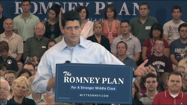 VIDEO: Ryan Says China Treats Obama Like A Doorman