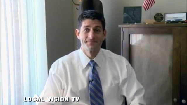 VIDEO: Paul Ryan On How Public Speaking Is Like Bow Hunting